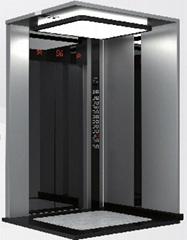 Passenger Elevator Residential Elevator Commerical Elevator with Short Hairline