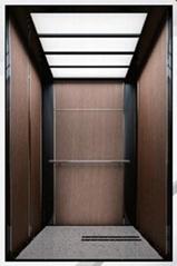 gearless passenger elevator residentail lift