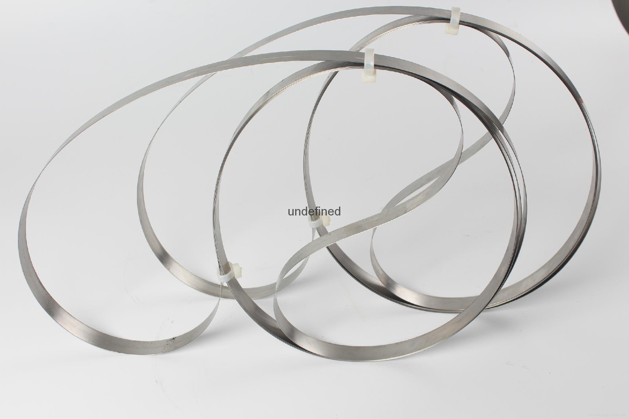 專業生產EVA橡塑鞋材軟木剖層刀帶 3