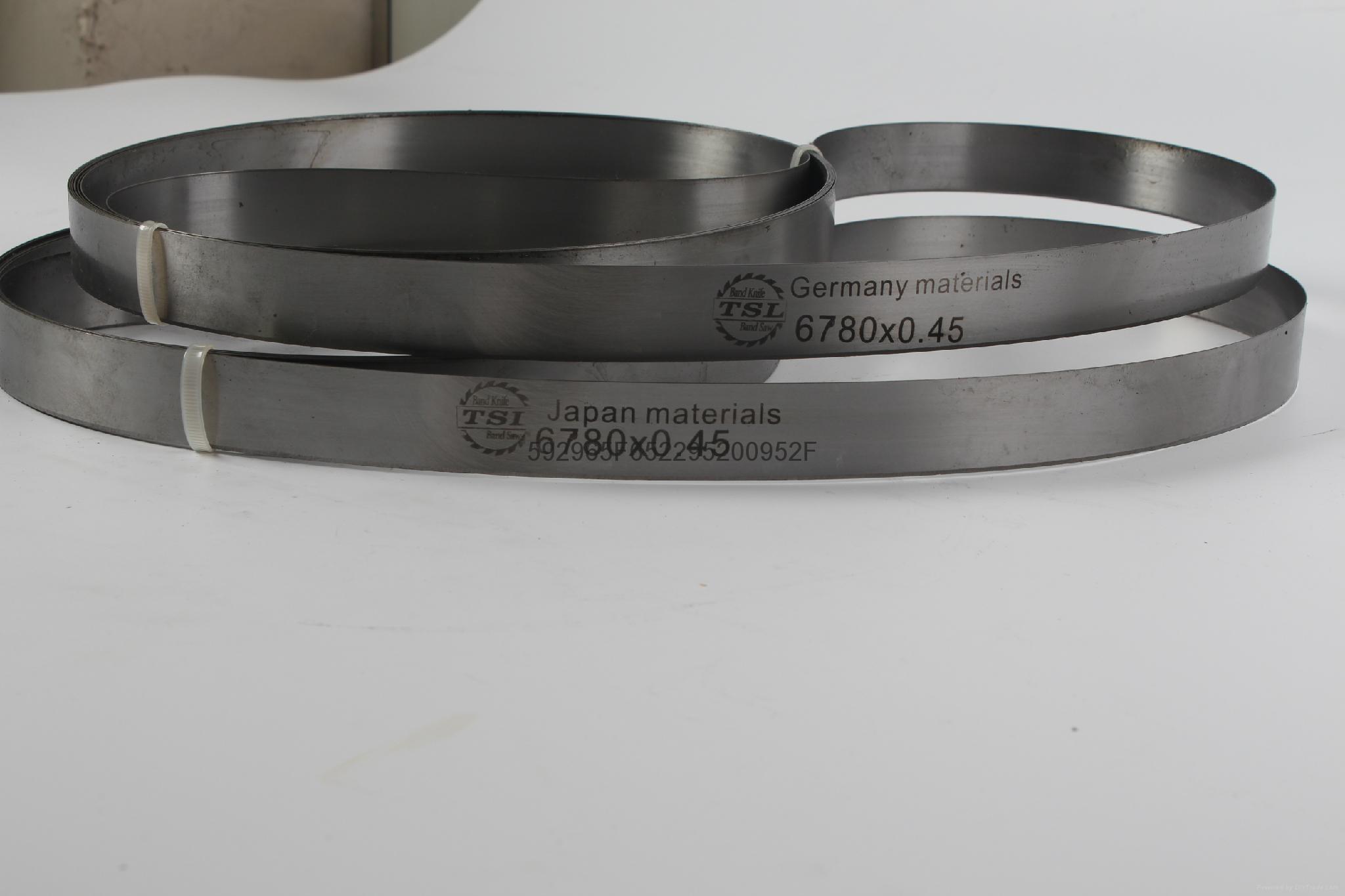 專業生產高品質片皮機刀帶 4