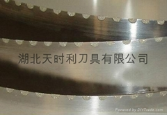 專業生產金剛砂帶鋸條