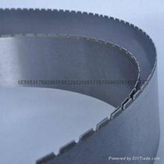 专业生产大理石石墨切割带锯条