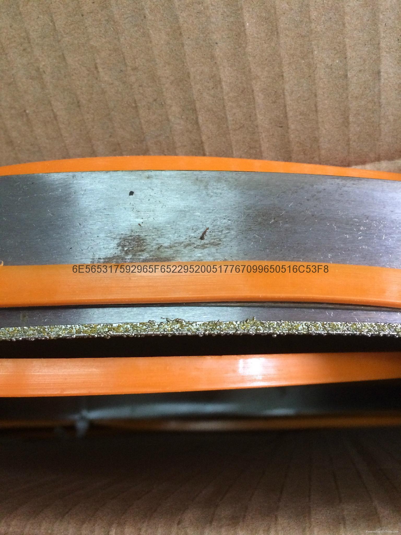 專業生產大理石石墨切割帶鋸條 4