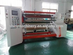 High Precision Automatic Label  Rewinder Machine
