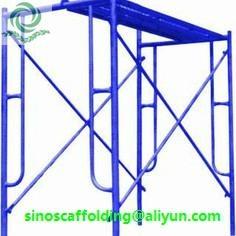 Steel H Frame Scaffolding System 1