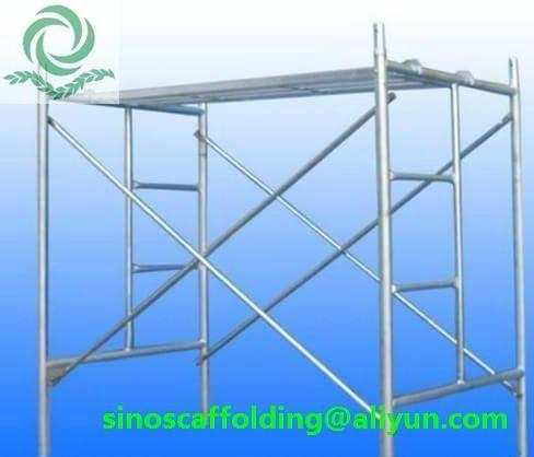 Steel H Frame Scaffolding System 2
