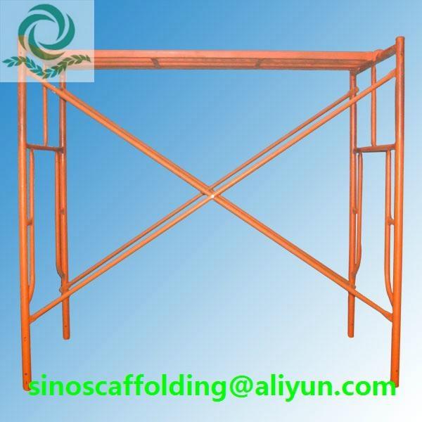 Steel H Frame Scaffolding System 3