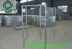 American Standard Construction  A Ladder Frame Scaffolding
