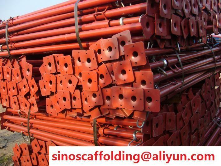 Adjustable Scaffolding Prop Jack, Construction Scaffolding Steel Prop 3