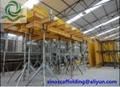 steel prop scaffolding system, prop jack scaffolding system 1