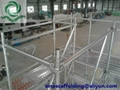 High Quality Steel Ringlock Scaffolding for Working Platform or Support  2