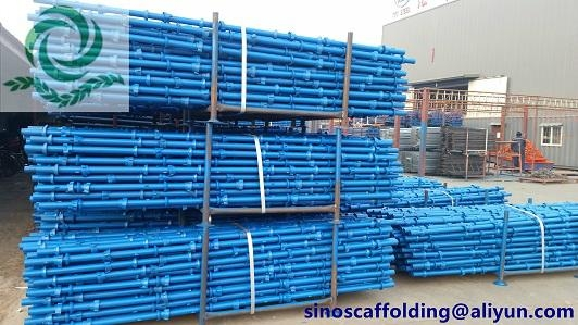 Cuplock Scaffolding Factory 1