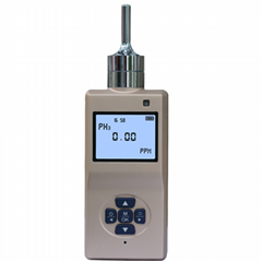 便携式磷化氢气体检测报警器