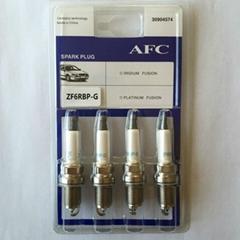 AFC ZF6RBP-G  manufacture auto spark plug auto spare parts