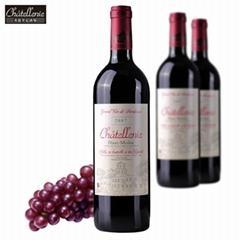 查德里尼酒堡干紅葡萄酒