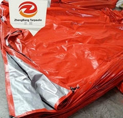 Hot Sale Laminated Pe Tarpaulin Sheets For Construction