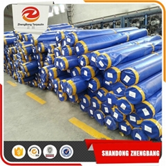 China PE tarpaulin sheet factory