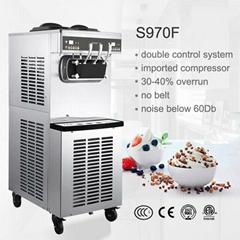 Pasmo frozen yogurt ice cream machine S970