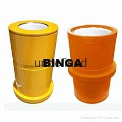 FB1600 Mud Pump Bimetal Liner and