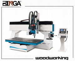Multi-fuction Woodworking Machining Center