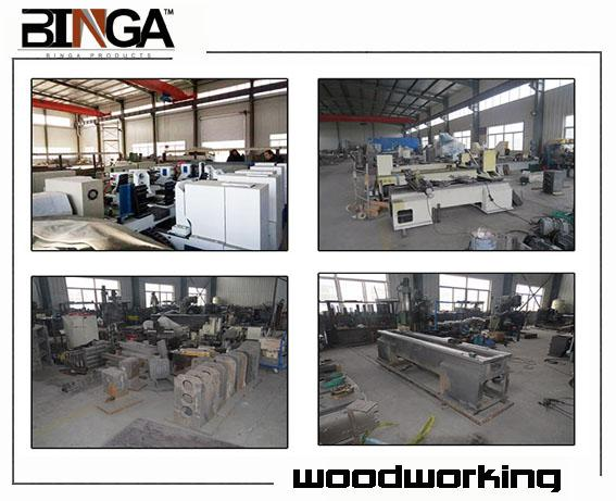 Multi-fuction Woodworking Machining Center 2