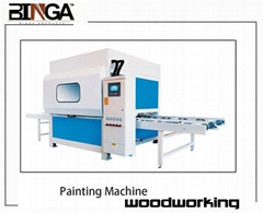 Woodworking Automatic Painting Machine