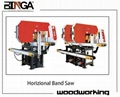 Woodworking Horizonal Band Saw from