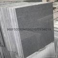 芝麻灰噴砂面石桌凳花崗岩 5