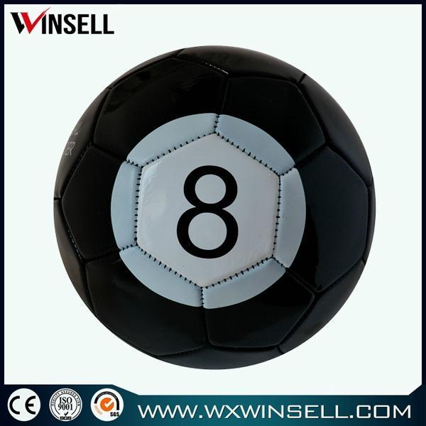 High quality size 3 4 5 poolball snook ball fotbal 3