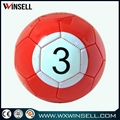 mix color snooker with football newest