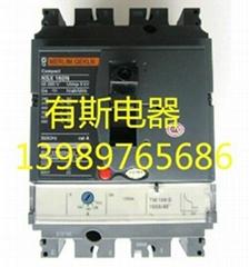 施耐德NSX160F塑壳断路器