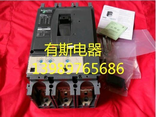 施耐德NSX160F塑壳断路器 5