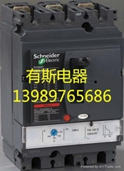 施耐德NSX160N塑壳断路器