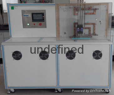 塑壳断路器性能综合测试台 1