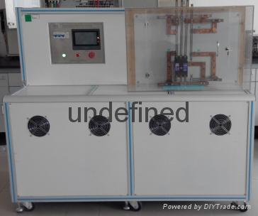 塑壳断路器性能综合测试台 4