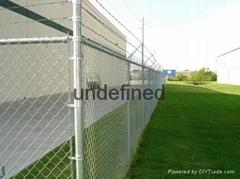 常用保税区围栏
