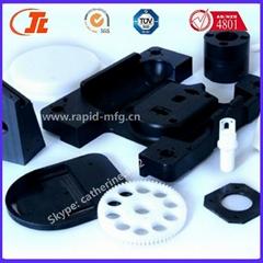 CNC rapid prototype CNC plastic prototypes for products developement