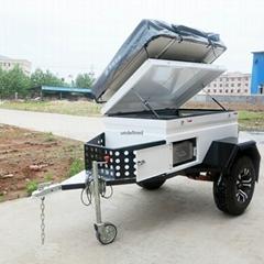 戶外野營專用拖車