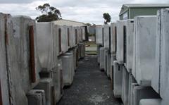concrete block molds