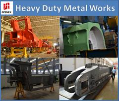 Metal Fabrication&Machining&Welding&Casting