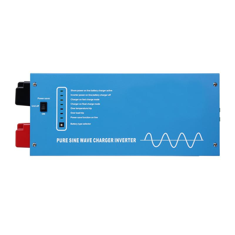 single phase 12 volt pure sine wave 1000w inverter charger 1