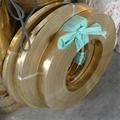 國標H62超薄黃銅帶0.02mm廠家批發 1