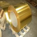 國標H62超薄黃銅帶0.02mm廠家批發 3