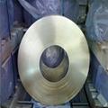 國標H62超薄黃銅帶0.02mm廠家批發 5