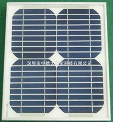 太陽能胎壓監測電池板