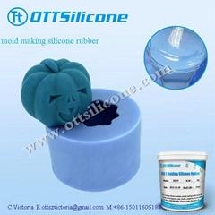 Non-oily Mold Making  Silicone Rubber