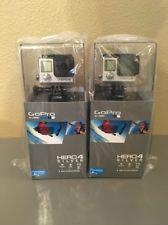 NEW GoPro Hero 4 Silver Edition CHDHY-401 Helmet Cam + Built in LCD Display