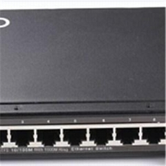100M 10 Ports SFP Uplink Ethernet Switches
