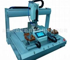 吹气式PLC自动锁螺丝机
