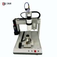 熱熔膠自動點膠機 高效率硅膠點膠機廠家生產